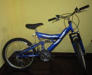 Bicicleta Montañera Goliat Nueva