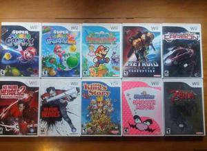 Juegos Nintendo Wii Originales Usados