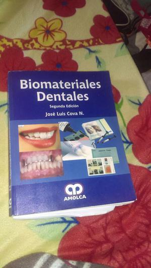 Libro Biomateriales Dentales