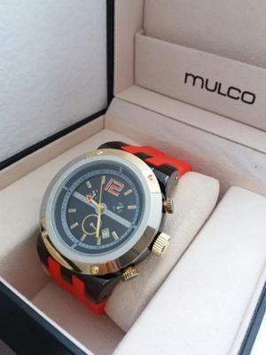 Reloj Mulco Blue Marine 100% Importado