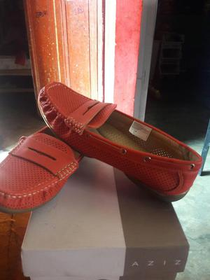 Zapato Mocasin de Mujer