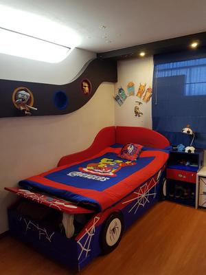La cama del hombre ara a posot class for Juego de dormitorio usado