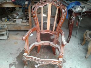 Vendo sillones tipo luis xv dos lima callao posot class - Sillas y sillones ...