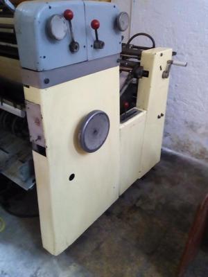Maquinas de Imprenta