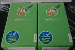 Moto G5 Plus 32gb, 2gb Ram, Octa Core, 4g Lte, 12mpx Y 5mpx,