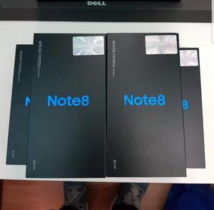 Samsung Galaxy Note 8 Dual Sim Dorado