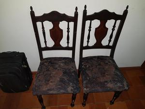 Sillas para comedor precios imperdibles posot class for Precio juego de comedor con 6 sillas