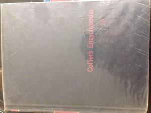 Vendo Enciclopedias Collier's, 20 Volumenes Impecables