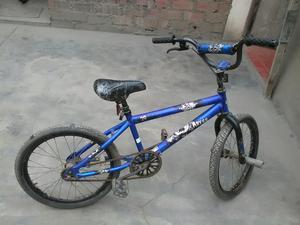 Vendo Mi Bicicleta Bmx