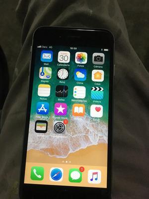 Vendo iPhone 6 de 16G Libre