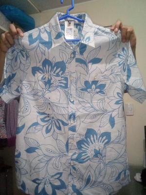 Camisa Quiksilver Coleccion