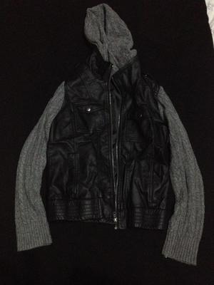 Casaca Hypnotic / casaca negra / chaleco de mujer / casaca