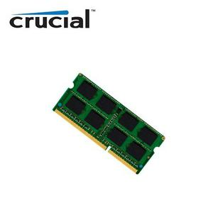 Memoria Crucial 2gb Ddr3 Cl11 Sodimm Pc Pines