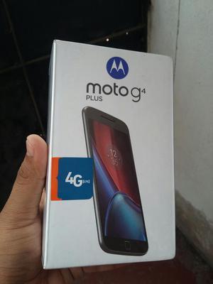Motorola Moto G4 Plus Nuevo Caja Sellada