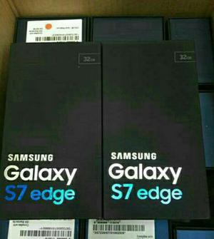 Samsung Galaxy S7 Edge, Cam.12mpx Y 5mpx, 4gb Ram, 32gb,