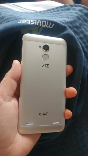 Vendo Zte V6 Plus con Huella Digital
