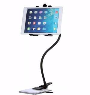 Brazo Flexible Para Tablet Holder Universal Ipad Samsung Isc