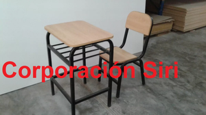 Muebles educativo a soles s posot class for Mobiliario educativo