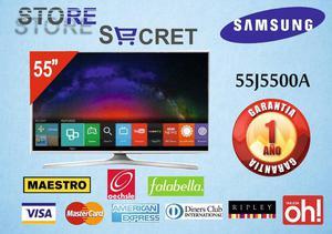 Tv led FULL HD 55 Smart Samsung 55j