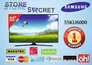 Tv led UHD 4K Smart 55 Samsung
