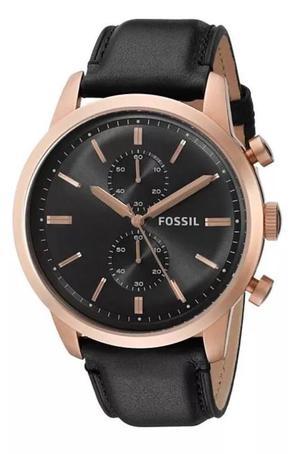 Reloj Fossil Fs Oro Rosa Nuevo Trujillo