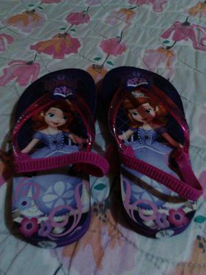 Sandalias Disney Mujer