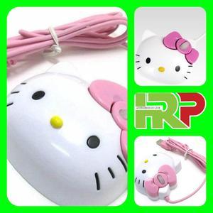 Se vende pack mouse pad mouse diseño de Hello Kitty