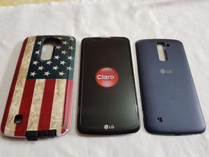 LG K10 COMO NUEVO CERO QUIÑES CERO DETALLES LIBRE 4G LTE