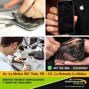 Pantalla Apple Iphone 7 plus Tienda En La Molina Garantia