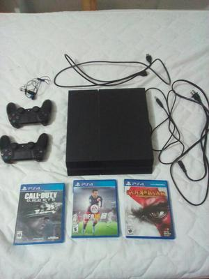 Play Station 4.