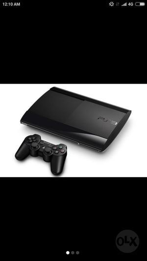 Playstation 3 D 500 Gb Mas 10 Juegos