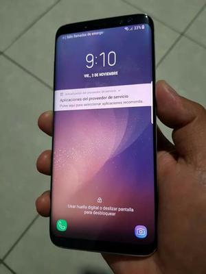 Samsung S8 Libre 64 Gb Arctic Silver 9 de 10