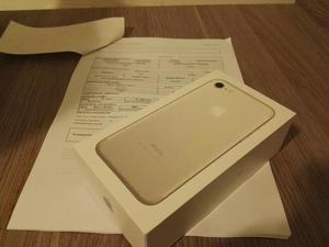 iPhone 7 de 32gb Silver Sellado Original