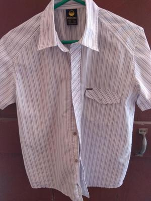 Camisa Marca The Cult slim fit