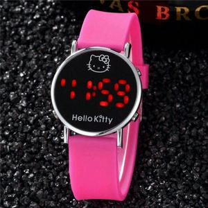 ddf4d02909a7 Collares relojes hello kitty collection