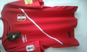 Camiseta De Peru - Seleccion Peruana (alterna Umbro A1)