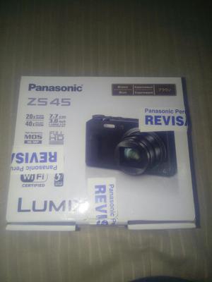 Vendo Camara Digital Lumix Zs45