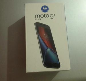 Vendo Motorola G4 Plus,nuevo en Caja