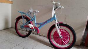 Bicicleta Para Niña Nueva