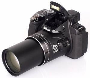 Cámara Fotografica Y Filmadora Nikon Coolpix P600 Super