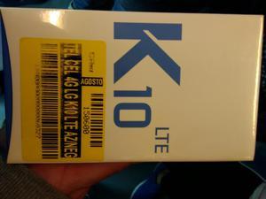 Lg K10 Lte  Nuevo Caja Desbloqueado