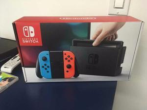 Nintendo Switch Nuevo 2 Semanas De Comprado Con Juego Zelda