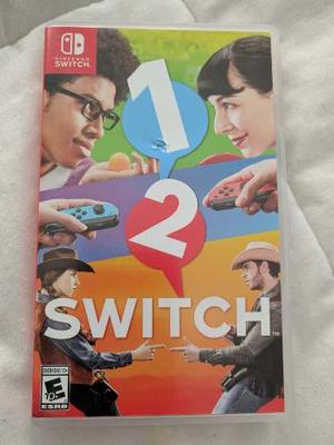 Remato Juego 1 2 Switch Para Nintendo Switch