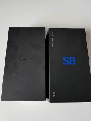 s8 negro con caja y accesorios nuevo gb 12mp/8mp 4g