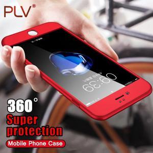 Case Mica de Vidrio para iPhone 7 Plus