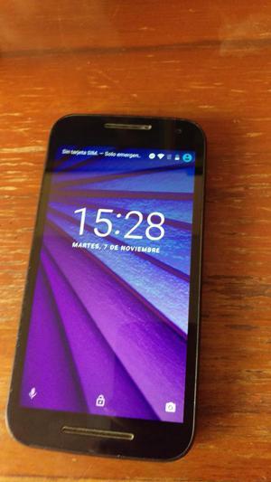 Se Vende Motorola G Tercera Generacion