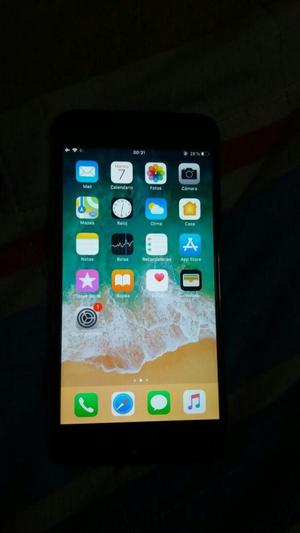 Se vende iPhone 6 Plus de 64 gb libre de todo operador y