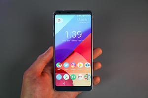 Vendo o Cambio LG G6