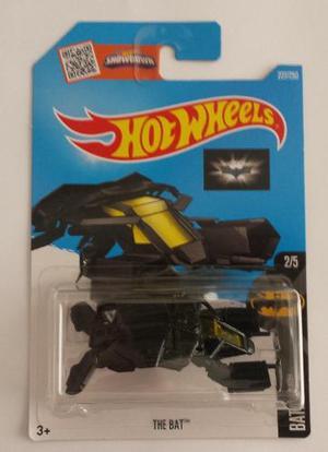 Hot Wheels Batman The Bat 2/5
