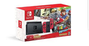 Nintendo Switch Mario Odissey